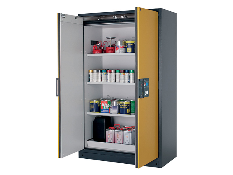 Fire Rated Chemical Storage Cabinets