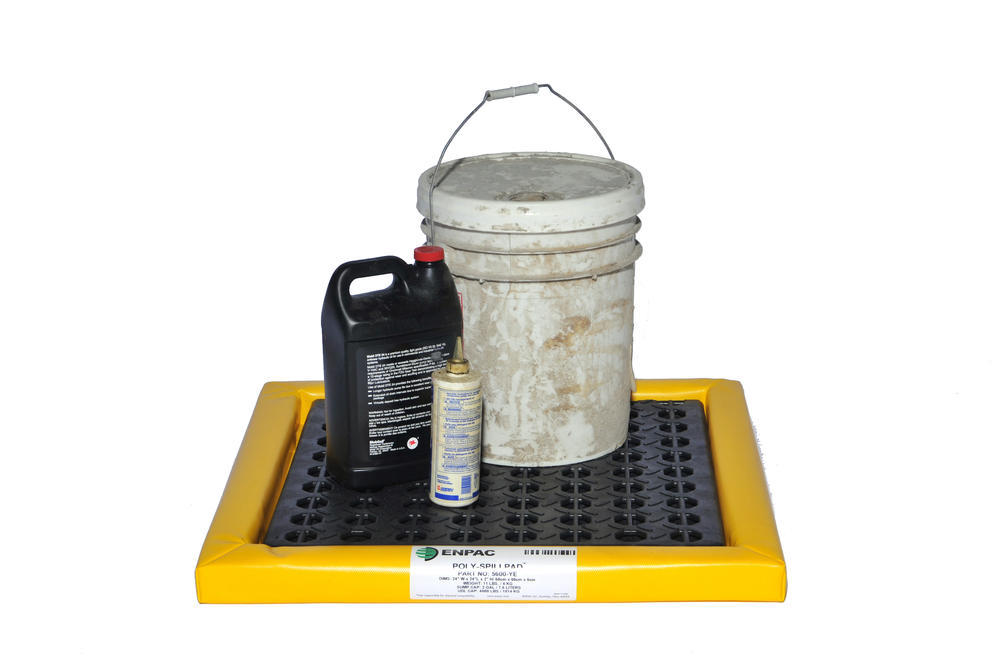 2 ft.x 2 ft.x 3 in. - Filter-Spill Pad - 1