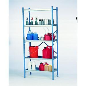 "Containment Shelving - 18"" Shelving"