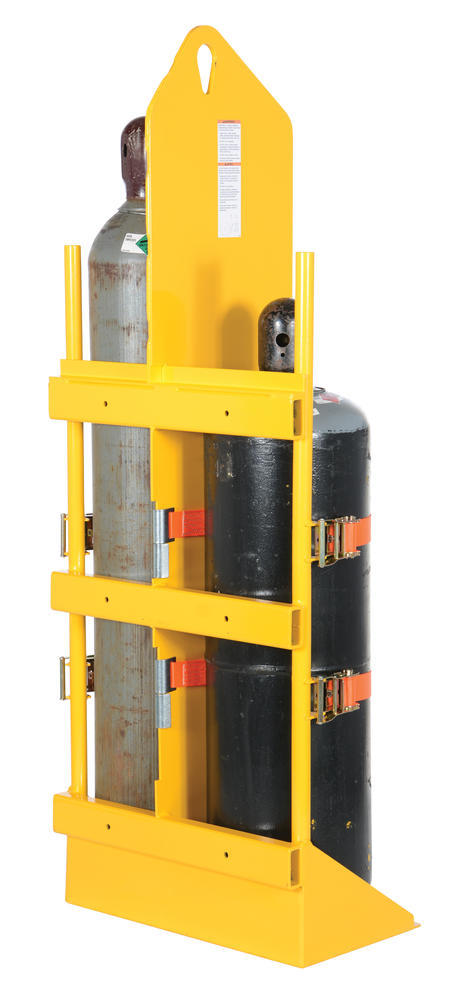 Cylinder Torch Cart Wall Mounted 500 Lb
