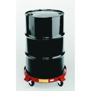 Drum Dolly with Poly Casters - 55 Gallon