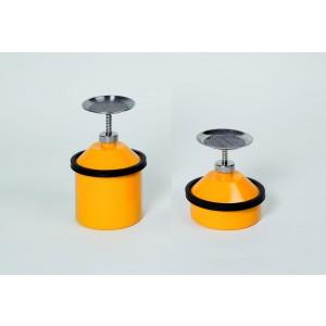 Falcon Plunger Can - Steel - 2.5 Liter