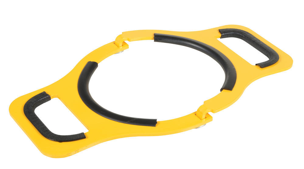 Manual Cylinder Lifter 9 In Diameter - 1