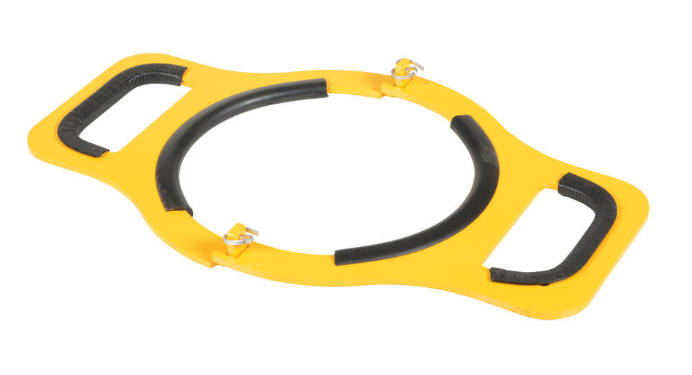 Manual Cylinder Lifter 9 In Diameter - 2