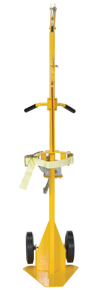 Portable Cylinder Lifter-Hard Rubber