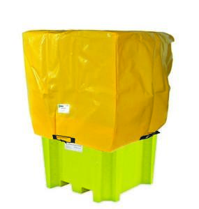 Tarp Cover for IBC Space-Saver