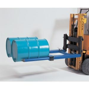 The Horizontal Drum Lifter - Horizontal Drum Lifter 2 Drums