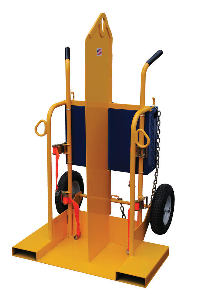 Welding Torch Cart Fork 500 Lb