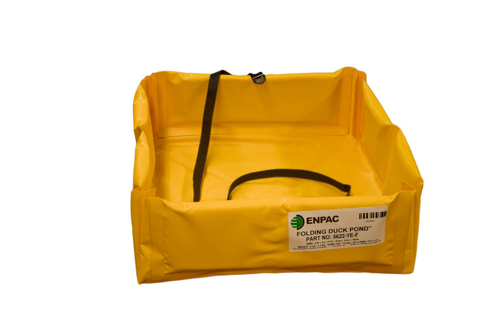 2 ft.x 2 ft.x 6 in. - Folding Duck Pond