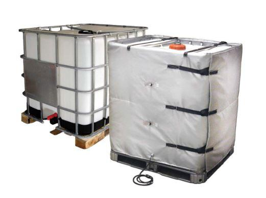 Heater for IBC Tote - Full Cover - 120V - 48 in. high