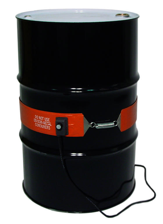 Heater for Steel Drum - 55 Gallon - 240V