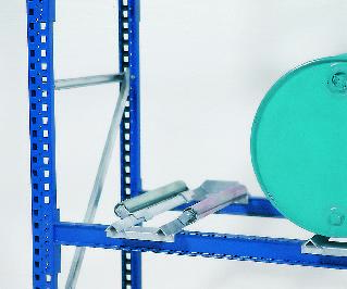 Roller for Drum Racking
