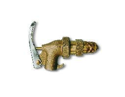 Self-Closing - Brass Faucet