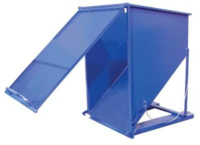 Waste Hoppers - with Bumper Release-002