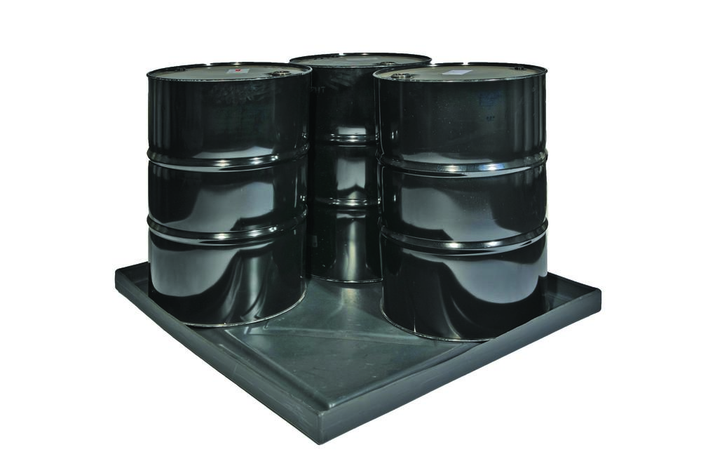 4 Drum Econo Spill Shell - 1