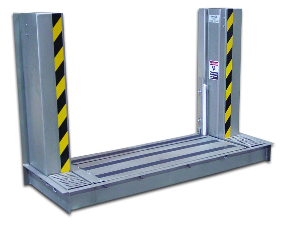 Automatic Doorway Spill Barrier 12' x 12""