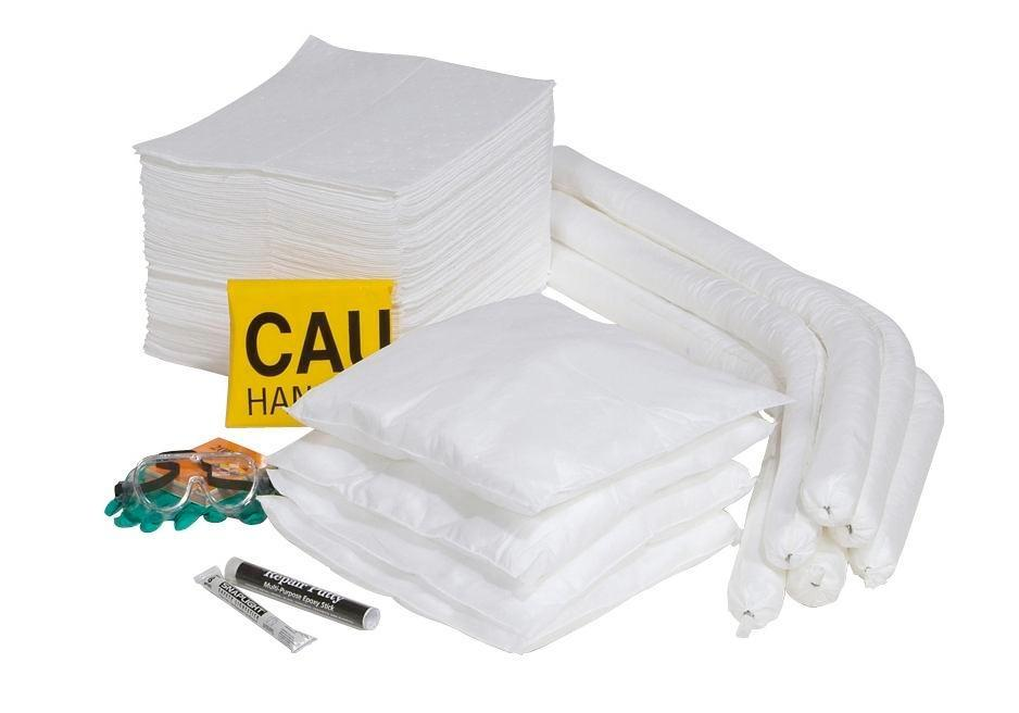Moveable Absorbent Spill Kit 50 Gallon Overpack - Refill - Oil-Only - RSPKO-50