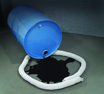 """Oil-Only Absorbent Socks - 3"""" x 4' - 3"""