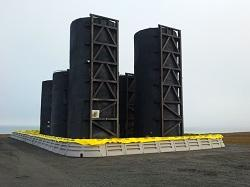 33 ft.x 81 ft.x 3 ft. - Stinger PolyBerm Containment System