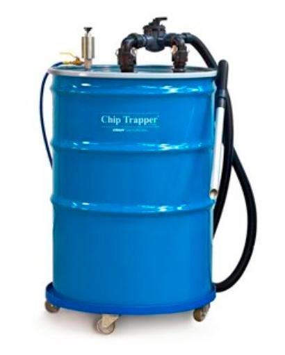 Chip Trapper System - 110 Gallon