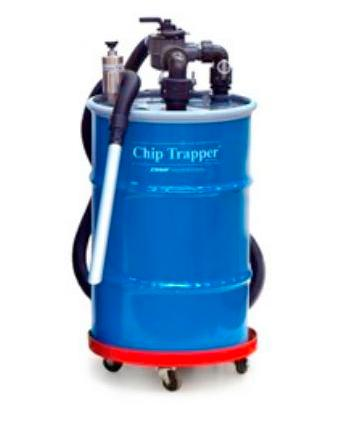 Chip Trapper System - 30 Gallon